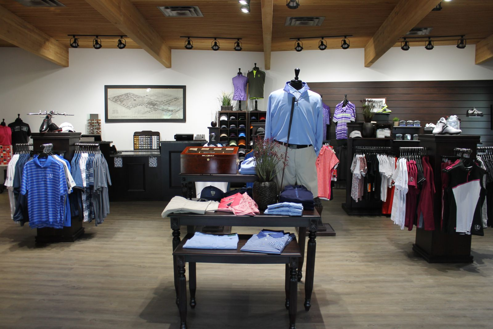 Pro Shop at San Marcos Golf Course